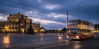 Stadtrundfahrt Dresden buchen