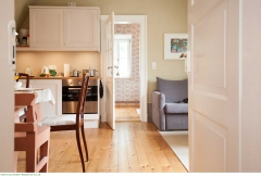 Einblick Wohnküche