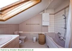 Komfortables Badezimmer