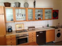 Küche mit Komplettausstattung