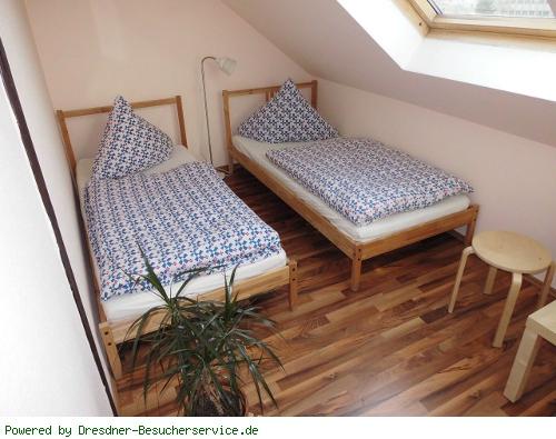 2. Schlafzimmer/2 Einzelbetten