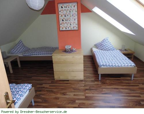 3. Schlafzimmer/3 Einzelbetten