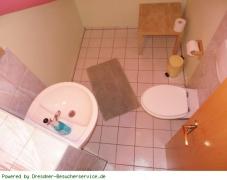 2. Toilette im Obergeschoß