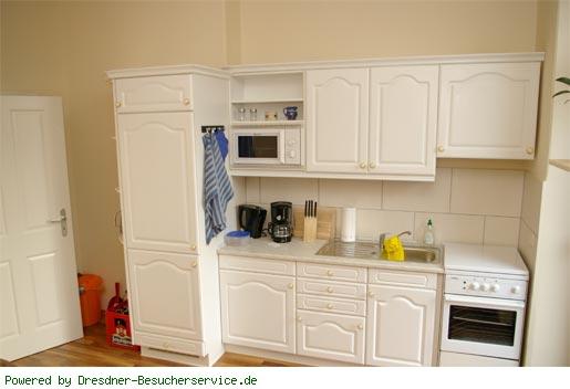 Küche der Fewo