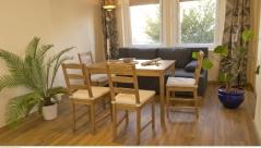 2. Wohnbereich mit Sofa