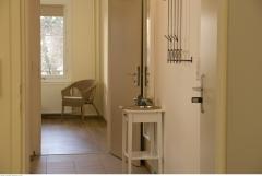 Flur - Zugang zu allen Räumen