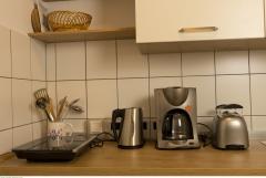 Geräte und Utensilien Küche