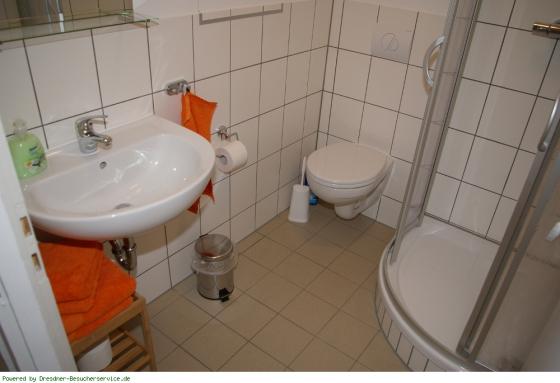 Waschtisch im Badezimmer