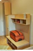 Gepäckablage Schlafzimmer