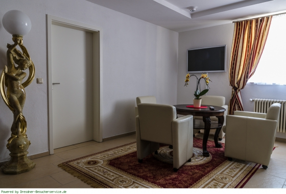 Sitzgruppe Appartement