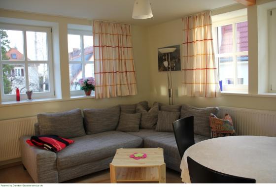Gemütliches Eck-Sofa