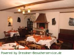 Kaminzimmer-Restaurant