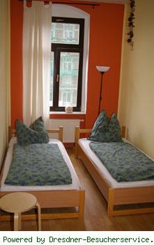 Schlafbereich Ferienwohnung