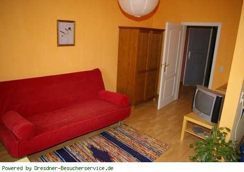 Wohnbereich Ferienwohnung