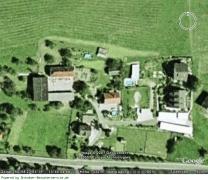 Satelittenbild Fewo Huhle
