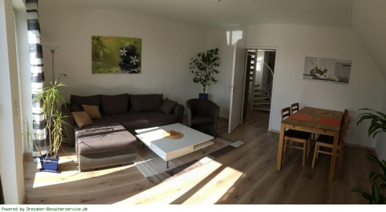 ferienwohnung panoramablick bild 2 12 wohnzimmer mit. Black Bedroom Furniture Sets. Home Design Ideas