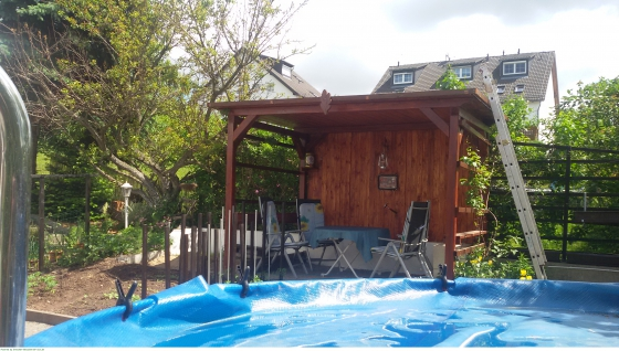 Sitzecke / Pavilion