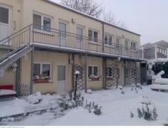 Außenbereich im Winter