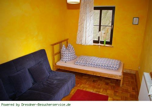 Schlafzimmer 2 Fewo