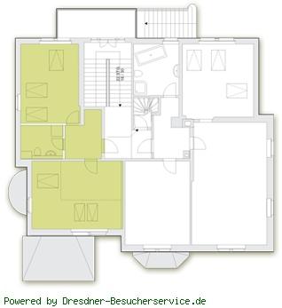 Grundriss Apartement Panorama