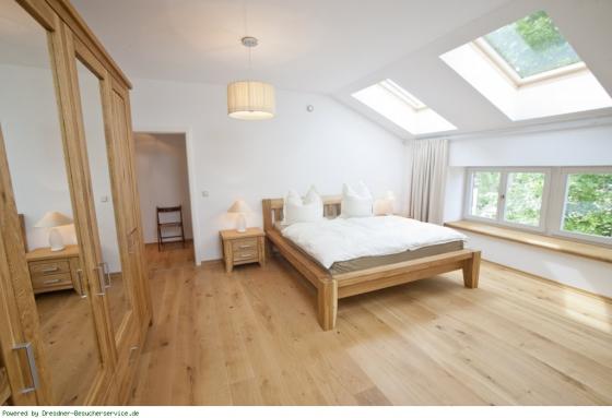 Schlafzimmer Apartment Moderne