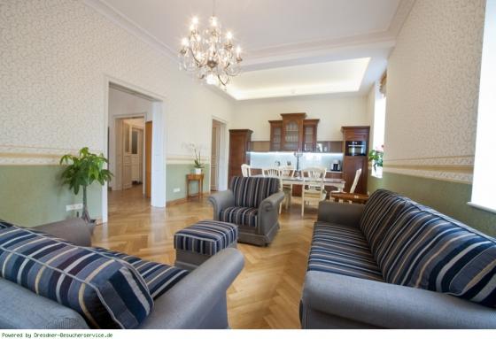 Wohnzimmer Apartment Castillo