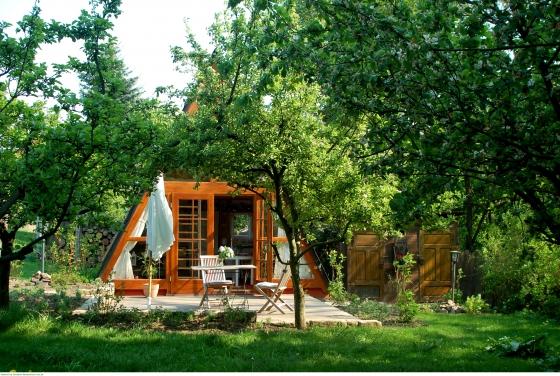Fewo Gartenhaus