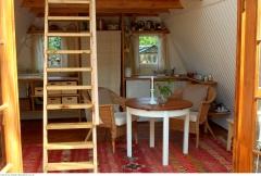 Sitzbereich Gartenhaus