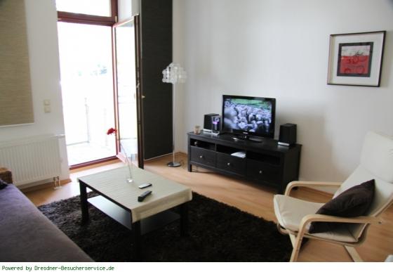 ferienwohnung zentrumsnah bild 3 10 wohnzimmer. Black Bedroom Furniture Sets. Home Design Ideas