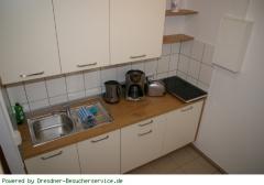 Küchenbereich der Fewo