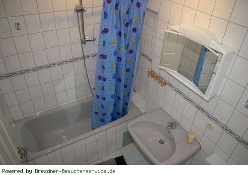 Bad der Ferienwohnung