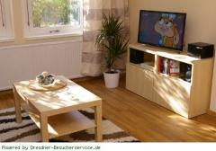 Ferienwohnung mit Flat TV